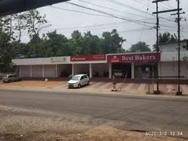 Newly constructed commercial property