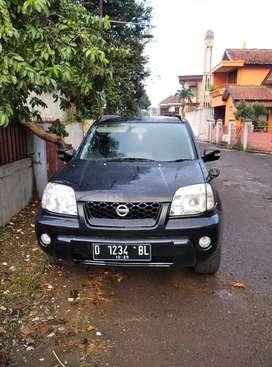 Nissan xtrail 2,5 st 2007