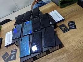 Samsung note 10 Plus all colours