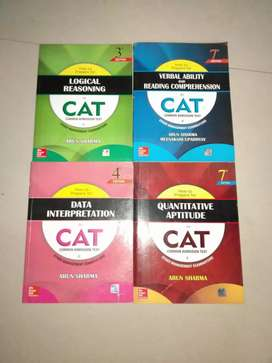 CAT Books - Best for MBA