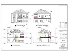 Pembuatan IMB dan desain arsitektur surabaya Gresik