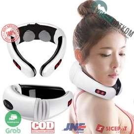 KL-5830 Alat Pijat Elektrik Cervical Vertebra Terapi Leher dan Tubuh
