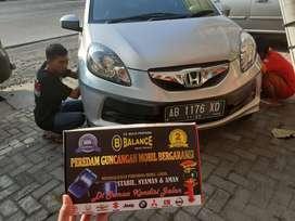 BALANCE Sport Damper SOLUSI untuk ATASI NGAYUN2 di Mobil anda
