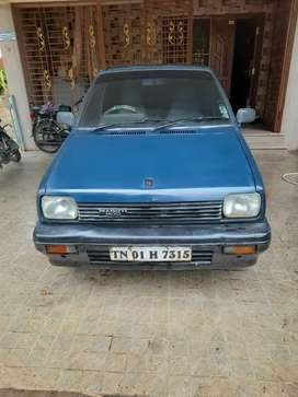 Maruti Suzuki 800 1994 LPG Well Maintained
