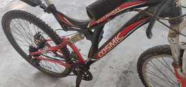 Urgent Selling Cosmic 21 Gear Bicycle Dirt price