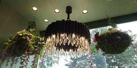 Lampu gantung termurah Lampu Hias/Gantung/Chandellier 8012-600