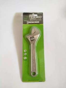 Kunci Inggris TEKIRO 6Inch