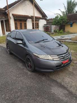 Honda City Abu Abu