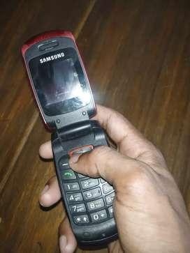 Samsung vintage flip phone π negotiable