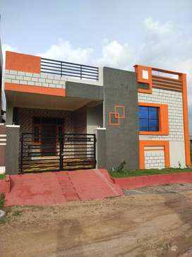 140sqrds-1150sft 2bhk Independent house near Rampally