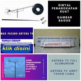 Specialist Pasang Antena TV Digital Papanggo