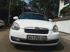 Hyundai Verna Fluidic 1.4 CRDi GL, 2010, Diesel