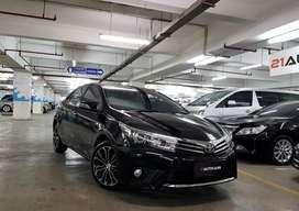 Toyota Altis V 2016 AT