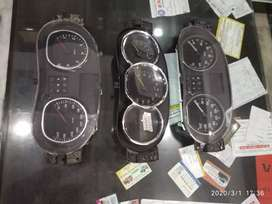 Duster, Terrano Speedometer Cluster and Used Parts