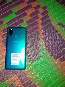 Want to sell brandnew samsung m30s..