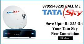 TATA SKY NEW CONNECTION BOOK NOW