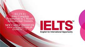 IELTS, English, Chinese & German Language courses by Foreign Qualified