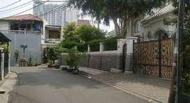 Rumah Mewah Jl. Rasamala I No. 1A Menteng Dalam . Jakarta Selatan