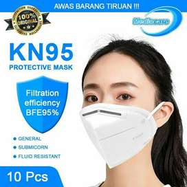 Mediocare Masker KN95 5 Ply Isi 10 Pcs