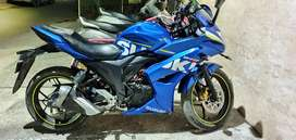 Gixxer SF 2016 only 26000 km driven