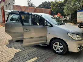 Toyota Innova 2010 Diesel Well Maintained Converted in 2015