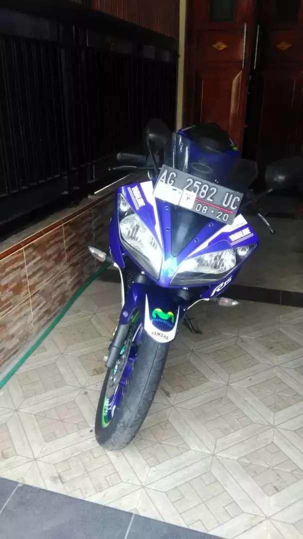 Yamaha R15 pajak baru 2015 Movistar 0