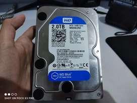 HDD WD Blue 2TB