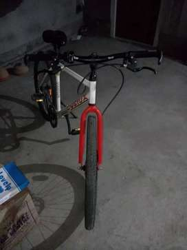 Avon non gear cycle