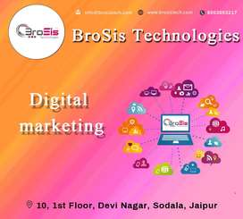 BroSis Technologies, Digital marketing Classes