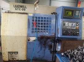 CNC machine Leadwell GTC-20