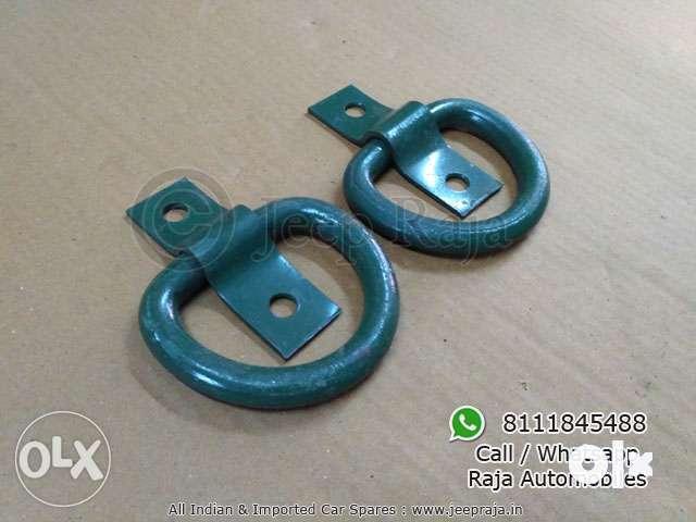 Jeep Front Bumper Hook Small Size 0