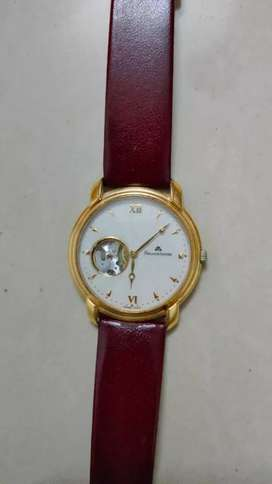 Maurice lacroix swiss made winding watch