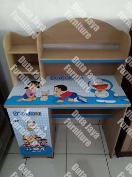 Meja Belajar Anak Doraemon Toppan 89x42x121.5 cm