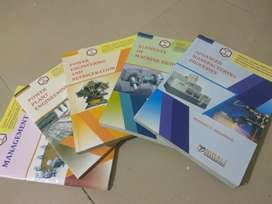 Msbte diploma I scheme 5th sem books mechanical