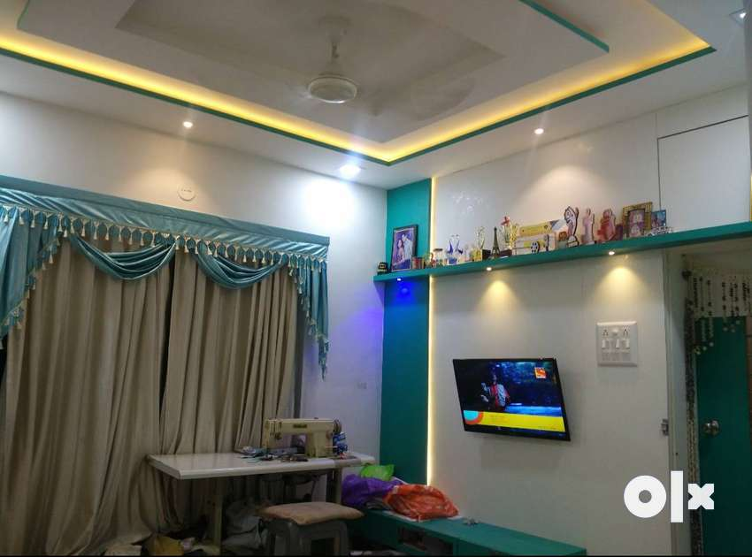 Get 2 Bhk space in one 1Bhk. Well Develop Area 0