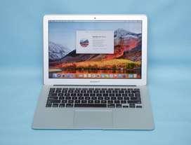 Macbook Air i5 RAM 8GB 256GB SSD BEKAS SECOND