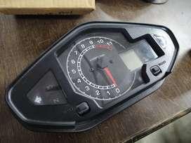 Unicorn dazzler speedometer analog + digital