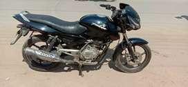 Pulsar 150,  single hand bike