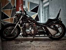 Motor Minerva Customs Choppers 200cc