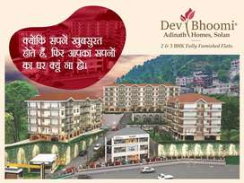 2/3 Bhk Fully Furnished Flats in Solan