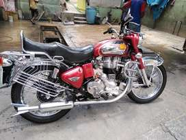 Almost like Showroom Royal Enfield