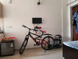 Furnished Studio apartment is available for sale in society of G.Noida