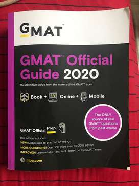 Magoosh online GMAT prep and kaplan texts
