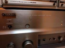 Amplifier Yamaha AX-497