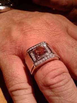 Cincin berlian asli Untuk PRIA