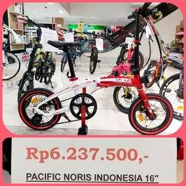 """Speda Lipat Noris Facific INDONESIA 16"""""""