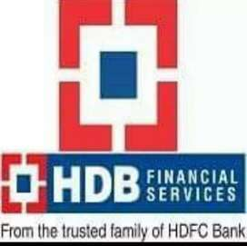 Free Recrutment 2020 Opening in HDB Fnance Service Ltd
