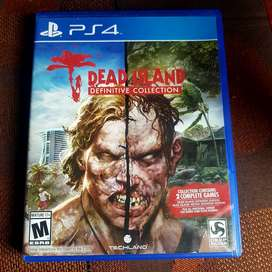 Dead Island Definitove Edition PS4 Game