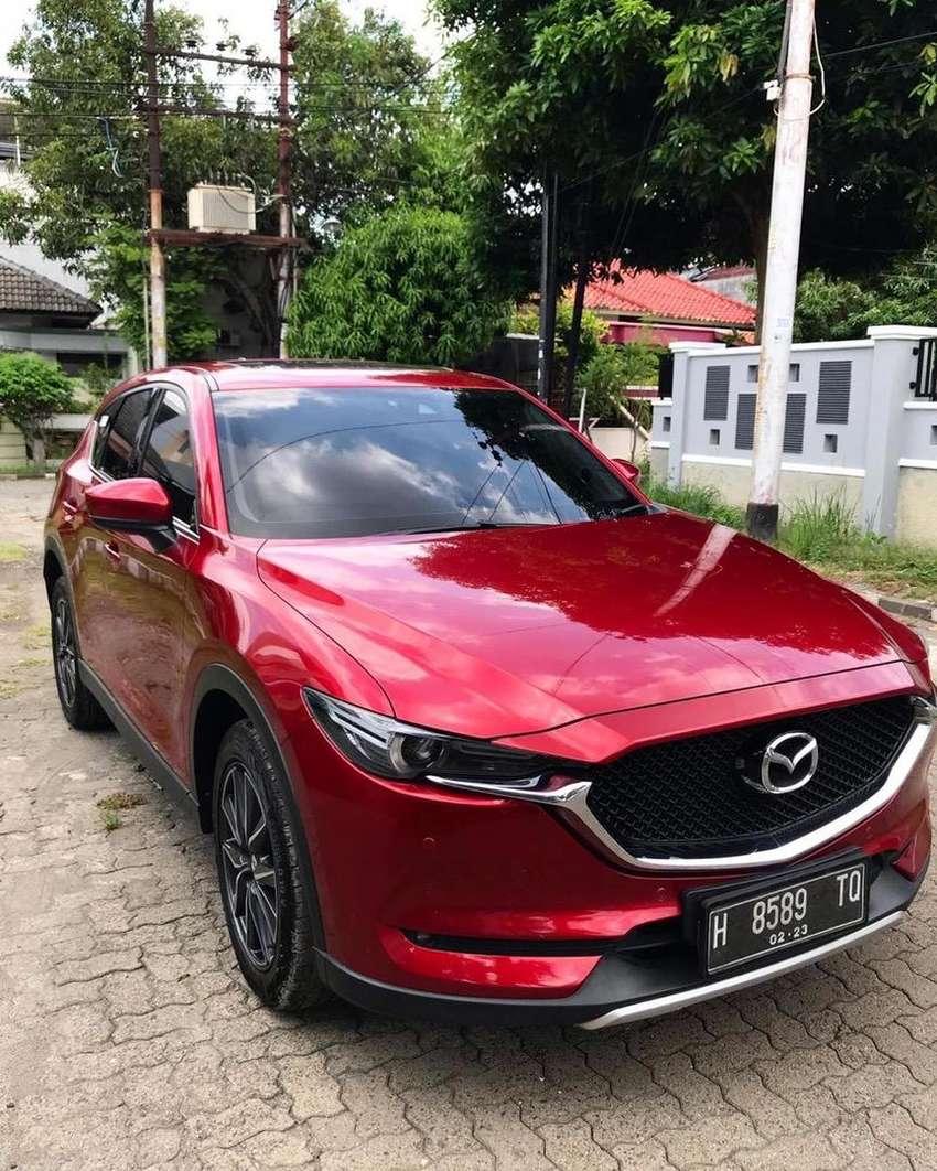 Mazda CX 5 Elite 2018 Soul Red MULUS GRES 0