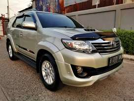 Toyota Fortuner 2.5 TRD at/AutoMatic Diesel 2013 Grees